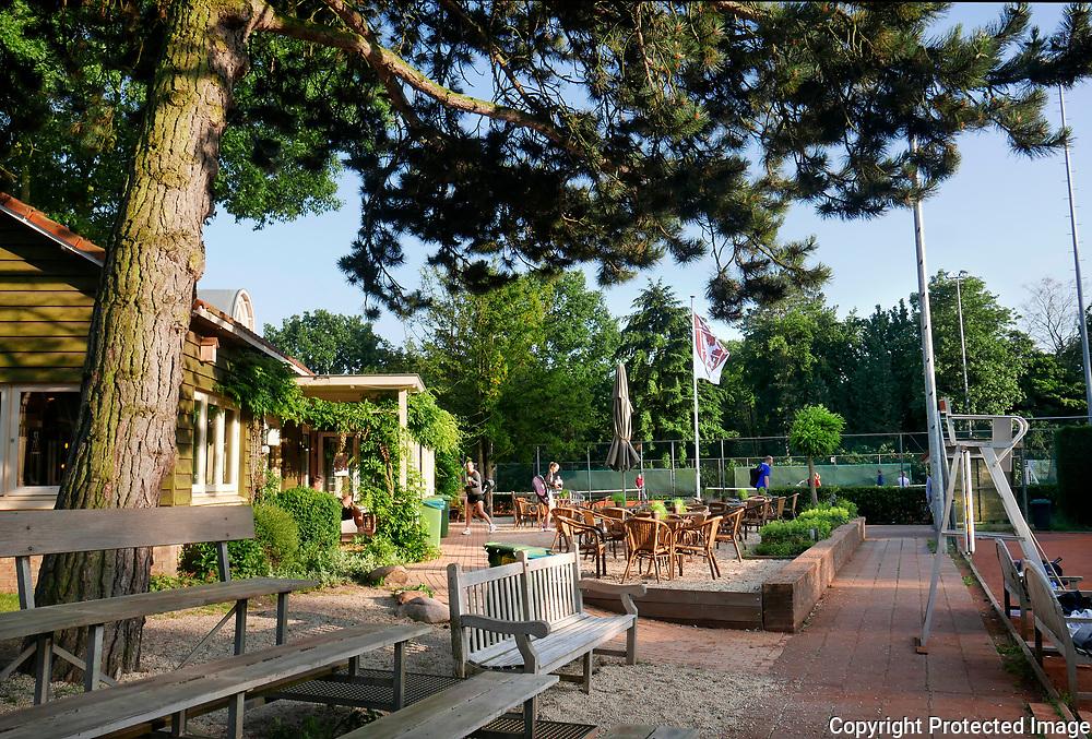 June 5, 2018 - 20:08<br /> The Netherlands, Laren- Larense Lawn Tennis Club