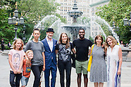 Public Art Fund - The Language of Things Opening | City Hall Park