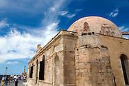 A day in Chania,Crete, Greece