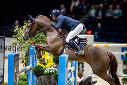 Mulder Wesley, NED, My Lady Carthago WM<br /> Finale Youngster Tour<br /> Braunschweig - Löwenclassics 2019<br /> © Hippo Foto - Stefan Lafrentz