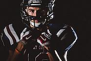 Football Sports Portraits - Jake Martin