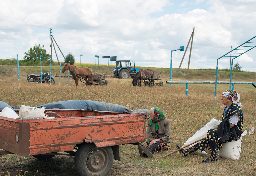 Essentiellement rurale, la République de Moldavie, est indépendante depuis 1991 suite à l'effondrement du bloc soviétique.