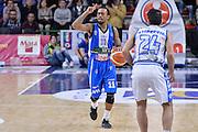 DESCRIZIONE : Beko Legabasket Serie A 2015- 2016 Dinamo Banco di Sardegna Sassari - Betaland Capo d'Orlando<br /> GIOCATORE : Ryan Boatright<br /> CATEGORIA : Palleggio Schema Mani<br /> SQUADRA : Betaland Capo d'Orlando<br /> EVENTO : Beko Legabasket Serie A 2015-2016<br /> GARA : Dinamo Banco di Sardegna Sassari - Betaland Capo d'Orlando<br /> DATA : 20/03/2016<br /> SPORT : Pallacanestro <br /> AUTORE : Agenzia Ciamillo-Castoria/L.Canu