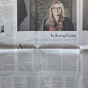 Katrin Budde, Die Zeit