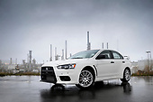 Mitsubishi Lancer Evo X Photo Session
