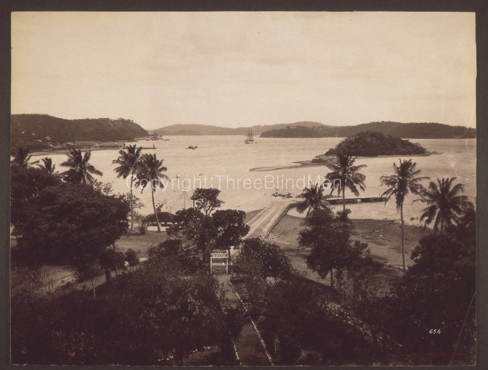 Title:&nbsp;&quot;Harbour, Trincomalee.&quot;<br />