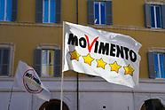 20171012 - Manifestazione Movimento 5 stelle Montecitorio
