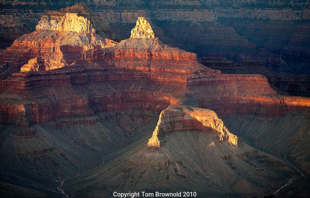 Grand Canyon Sunset from Yavapai Point