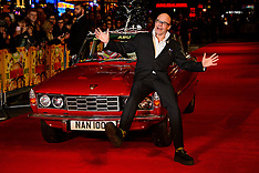 DEC 19 2013 The World Premiere of Harry Hill The Movie