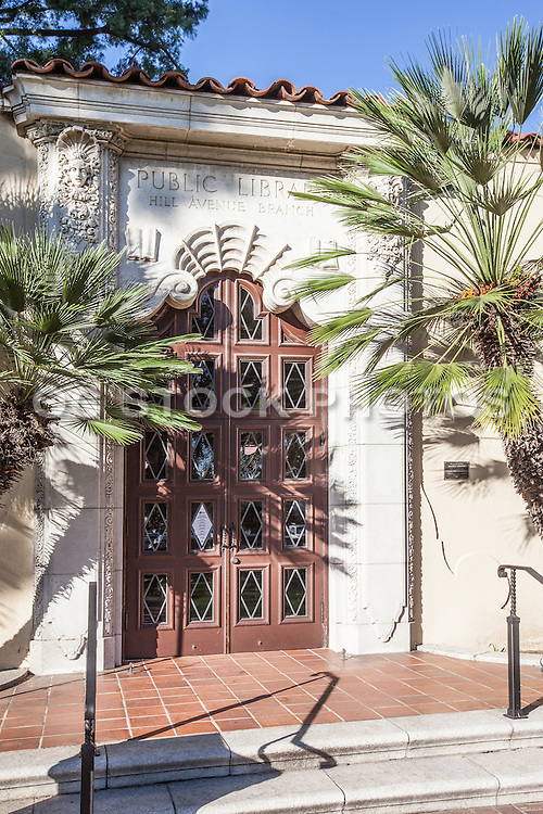 Pasadena Public Library Hill Avenue Branch