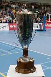 20190424 NED: Sliedrecht Sport - VC Sneek: Sliedrecht<br /> Sliedrecht Sport Nederlands Kampioen Volleybal Seizoen 2018 - 2019, Beker<br /> ©2019-FotoHoogendoorn.nl / Pim Waslander