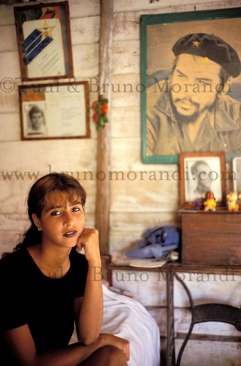 Rencontre jeune cubaine