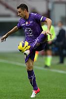 """Manuel Pasqual Fiorentina<br /> Milano 10/11/2012 Stadio """"San Siro""""<br /> Football Calcio Serie A 2012/13<br /> Milan v Fiorentina<br /> Foto Insidefoto Paolo Nucci"""
