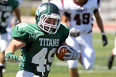 2012 Illinois Wesleyan Titans Football Photos