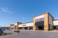 Exterior image of Fayette Place Shopping Center in Lexington Kentucky by Jeffrey Sauers of Commercial Photographics, Architectural Photo Artistry in Washington DC, Virginia to Florida and PA to New England