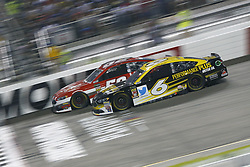 September 22, 2018 - Richmond, Virginia, United States of America - Matt Kenseth (6) battles for position during the Federated Auto Parts 400 at Richmond Raceway in Richmond, Virginia. (Credit Image: © Chris Owens Asp Inc/ASP via ZUMA Wire)