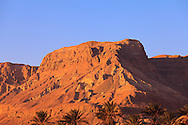 Hills around the Ein Gedi oasis, nature preserve and kibbutz. WATERMARKS WILL NOT APPEAR ON PRINTS OR LICENSED IMAGES.