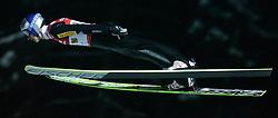 01.02.2011, Vogtland Arena, Klingenthal, GER, FIS Ski Jumping Worldcup, Team Tour, Klingenthal, im Bild Adam Malysz, POL, während der Qualifikation // during the FIS Ski Jumping Worldcup, Team Tour in Klingenthal, Germany 1/2/2011. EXPA Pictures © 2011, PhotoCredit: EXPA/ Jensen Images/ Ingo Jensen +++++ ATTENTION +++++ GERMANY OUT!