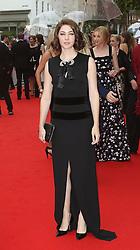 Catherine Steadman, BAFTA Celebrates Downton Abbey, Richmond Theatre, London UK, 11 August 2015, Photo by Richard Goldschmidt /LNP © London News Pictures.