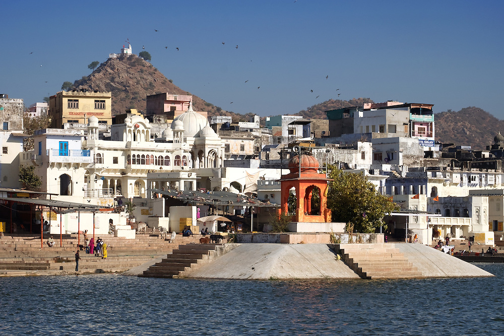 Pushkar of Rajasthan State, India