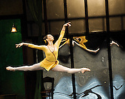 The Lesson <br /> The Royal Ballet <br /> at the Royal Opera House, Covent Garden, London, Great Britain <br /> rehearsal  The Lesson <br /> 12th November 2008 <br />  <br /> Roberta Marquez to leave the Royal Ballet after 11 years. 27th November 2015 <br /> <br /> <br /> The Lesson <br /> Choreography by Flemming Flindt <br /> <br /> Roberta Marquez (as the Pupil)