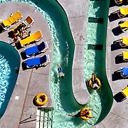 Pool Aerial, Myrtle Beach, South Carolina