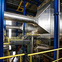 Sistema trattamento fumi – Elettrofiltro <br /> Trattamento Rifiuti Metropolitani SpA, termovalorizzatore di Torino. E' un impianto per la combustione di rifiuti solidi urbani.<br /> <br /> Flue gas treatment system - Electrostatic<br /> TRM SpA, incinerator of Turin. It 'a plant for the combustion of municipal solid waste.