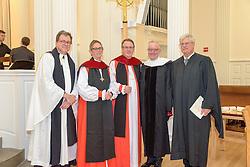 Receipiants of Honorary Degrees 2015, Berkeley Divinity School at Yale University.