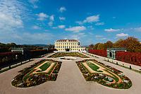 Schloss Schonbrunn, Vienna, Austria