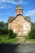 Exterior of church, Novgorod, Russia. Photograph UNESCO