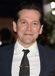 February 18, 2019 - London, United Kingdom - Joe Shrapnel at The Aftermath World Premiere at the Picturehouse Central, Shaftesbury Avenue and Great Windmill Street. (Credit Image: © Keith Mayhew/SOPA Images via ZUMA Wire)