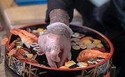 Thibaut LATOUR lors de l'épreuveEdeomaependant la 3 ème édition du championnat de  France de sushi