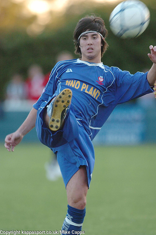 MICHAEL BOYLE CHUNG, Rothwell Town, Rothwell Town-Kettering Town, Newlands Trophy Cecil Street, 2007/08, 7/8/2007