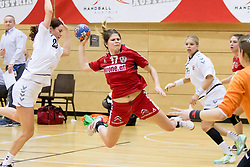 16.03.2017, Josef Welser Sporthalle Tulln, Tulln an der Donau, AUT, Handball Testspiel, Österreich vs Tschechische Republik, im Bild Patricia Kovacs (AUT) // during a women' s international friendly handball match between Austria and Czech Republic at the Josef Welser Sporthalle Tulln, Tulln an der Donau, Austria on 2017/03/16, EXPA Pictures © 2017, PhotoCredit: EXPA/ Sebastian Pucher