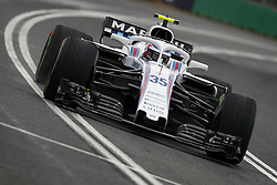 March 24, 2018 - Melbourne, Victoria, Australia - 35mm during 2018 Formula 1 championship at Melbourne, Australian Grand Prix, from March 22 To 25 - s: FIA Formula One World Championship 2018, Melbourne, Victoria : Motorsports: Formula 1 2018 Rolex  Australian Grand Prix, (Credit Image: © Hoch Zwei via ZUMA Wire)