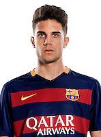 Spain - Liga BBVA 2015-2016 / <br /> ( Fc Barcelona ) - <br /> Marc Bartra