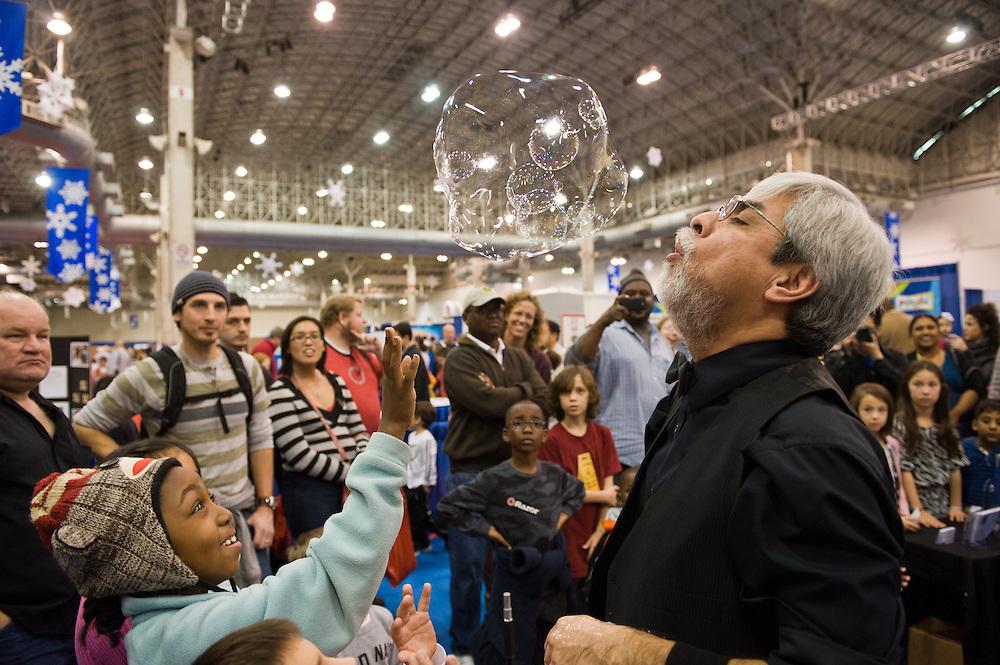 Chicago Toy & Game Fair, November 17, 2012