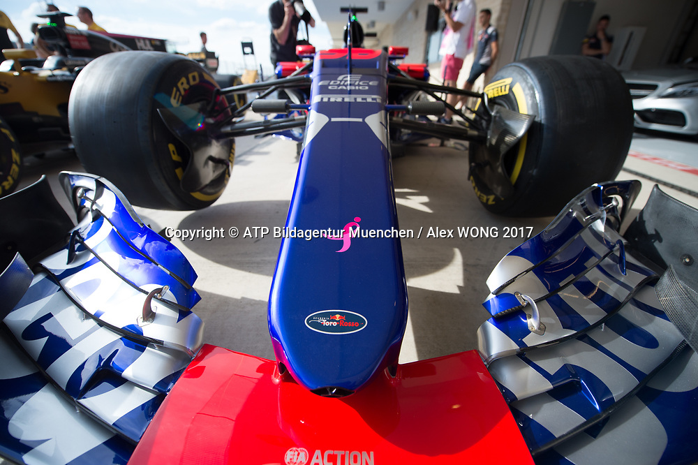Brendon HARTLEY, NZL, Team Scuderia Toro Rosso,  <br />