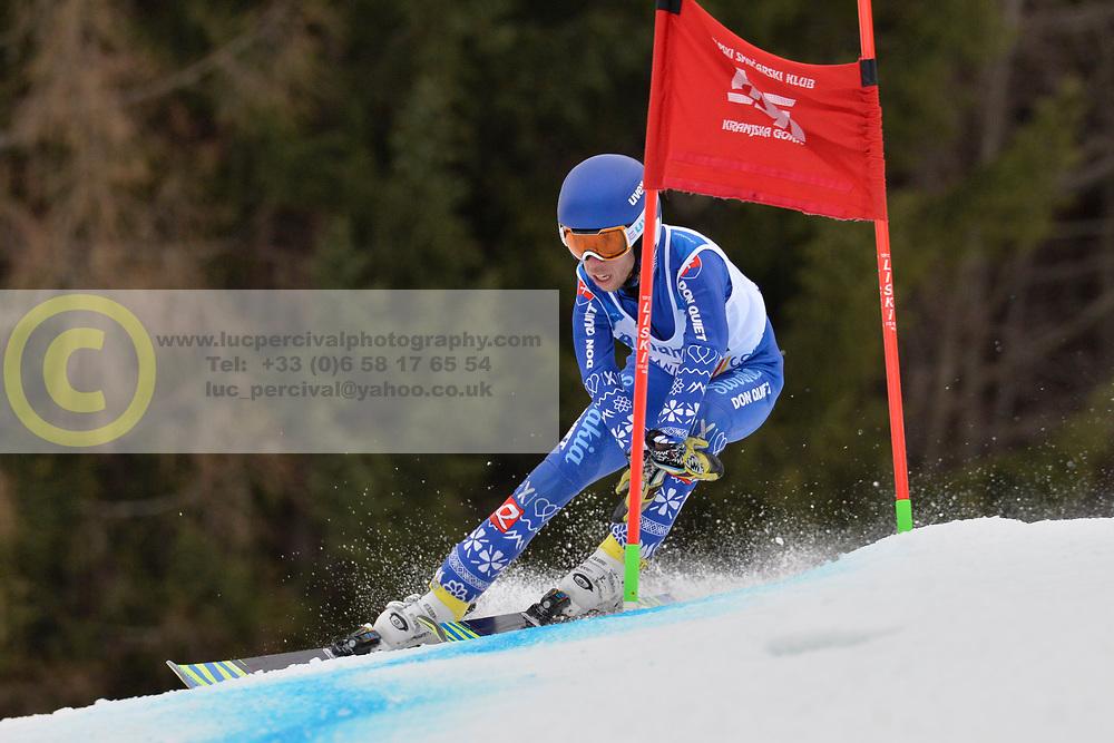 FRANCE Martin LW9-1 SVK at 2018 World Para Alpine Skiing Cup, Kranjska Gora, Slovenia