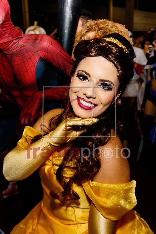 Desfile de Cosplay pela Comic Con Experience (CCXP) no Sao Paulo Expo nesta sexta-feira (02/12), segundo dia do evento. Foto: Marcello Fim / FramePhoto