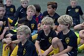 20161205 Island Bay United Academy Training