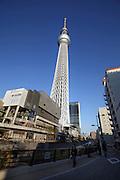 Skytree Tower Tokyo Japan