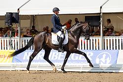 Heylen Tom (BEL) - El Capone 4<br /> FEI World Dressage Championships for Young Horses<br /> Internationales Dressur- und Springfestival - Verden 2014<br /> © Dirk Caremans