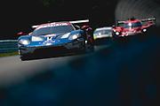 June 28 - July 1, 2018: IMSA Weathertech 6hrs of Watkins Glen. 66 Ford Chip Ganassi Racing, Ford GT, Joey Hand, Dirk Mueller