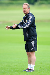 Bristol City's head coach, Sean O'Driscoll - Photo mandatory by-line: Dougie Allward/JMP - Tel: Mobile: 07966 386802 28/06/2013 - SPORT - FOOTBALL - Bristol -  Bristol City - Pre Season Training - Npower League One
