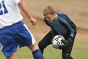 MCHS JV Boys Soccer .vs William Monroe .3/17/2009.. Madison 0.Greene 3
