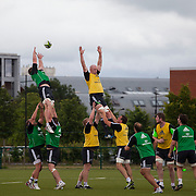 Munster Training UL