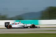 March 27-29, 2015: Malaysian Grand Prix - Valtteri Bottas (FIN), Williams Martini Racing