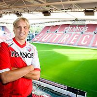 20100831 - FRANK DEMOUGE NAAR FC UTRECHT