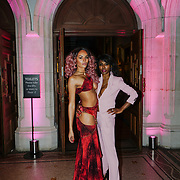 Sinitta,Talulah-Eve attend the Gay Times Honours on 18th November 2017 at the National Portrait Gallery in London, UK.